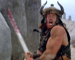 Conan and the Riddle of Steel