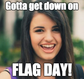 Flag Day by Mike-the-Vector