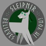 Sleipnir Believes in You! by Mike-the-Vector