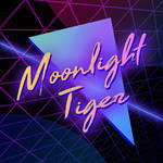 Moonlight Tiger Album Mock 1 by Mike-the-Vector