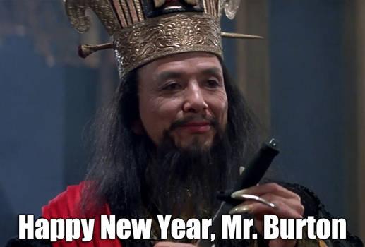 Big Trouble in Lunar New Year