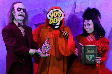 Voo Dew at Spooky Empire