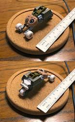 Trike Robot Kitbash