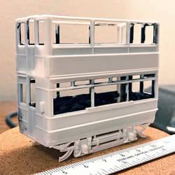Model Tram WiP