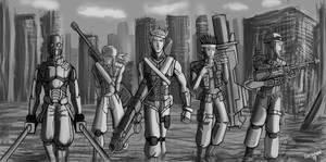 Onwards to battlefield