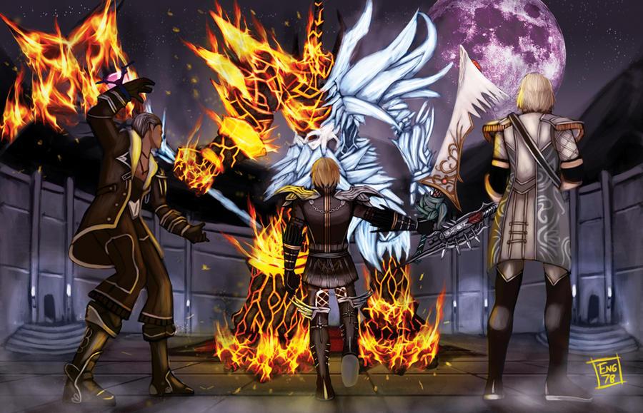 GE Final Battle