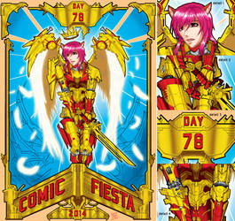 Comic Fiesta Countdown 2014