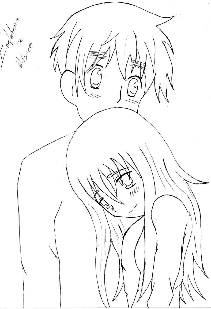 Dibujo Para Mi Tia XD By Ahiru-Matsuki On DeviantArt