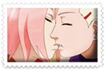 SakuIno Stamp 2 by Shay-Sama