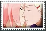 SakuIno Stamp 2 by Shay-Sama