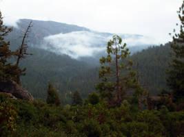 Landscape Stock - Sierras by DigitalButterflyy