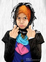 Heliza Helmi 2 by apengmara