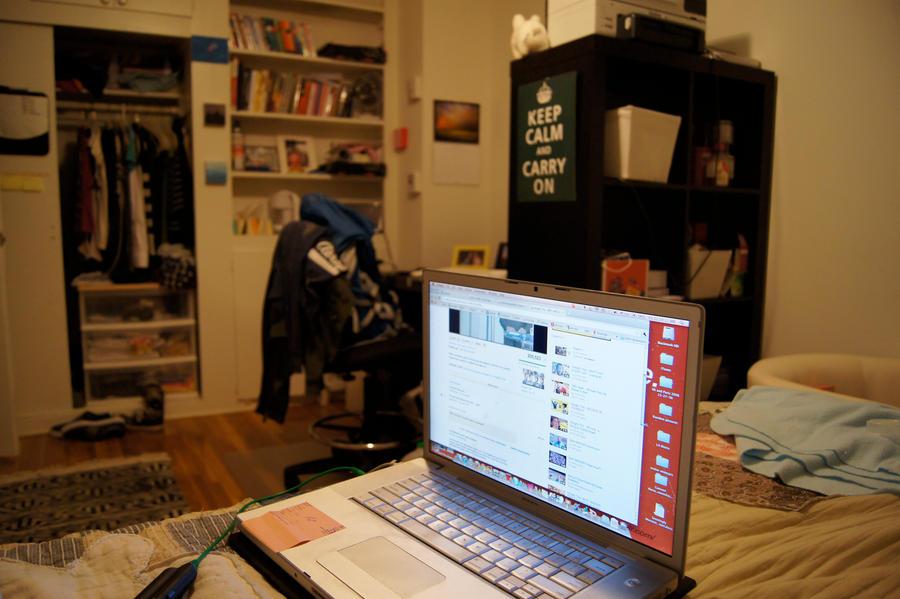 My Workspace by Ayame-Kenoshi