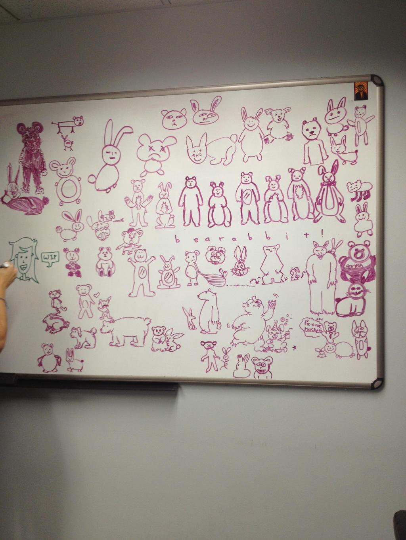 Bear rabbit by Ayame-Kenoshi
