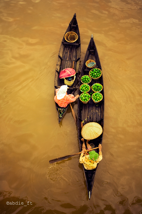 Lokbaintan Boat by abdieft