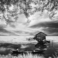 Simple life in small village by abdieft