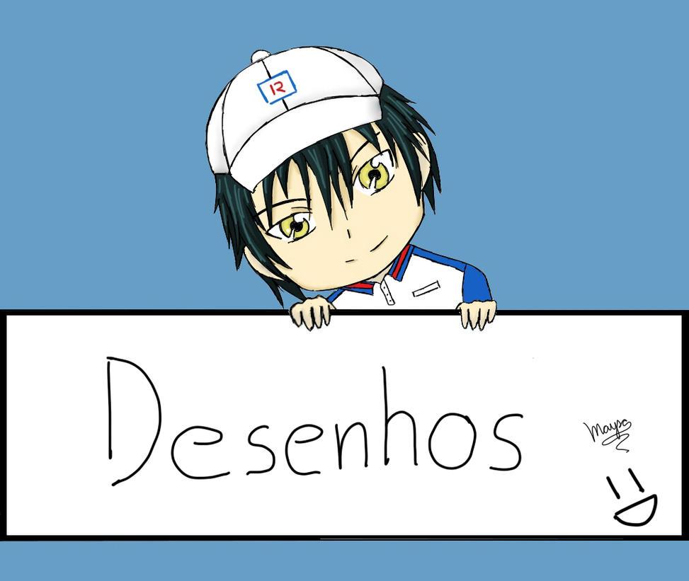 Desenhos - Ryoma by Mika-chan1102