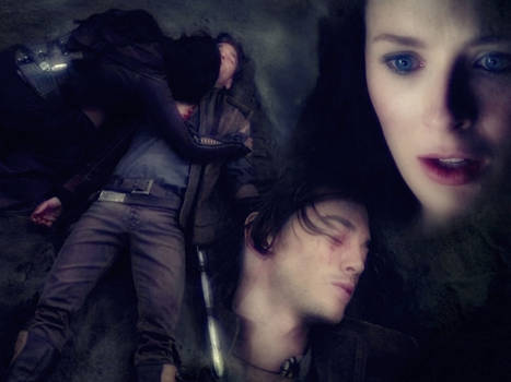 Richard and Kahlan - Tears