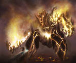 RIFT Fire Colossus