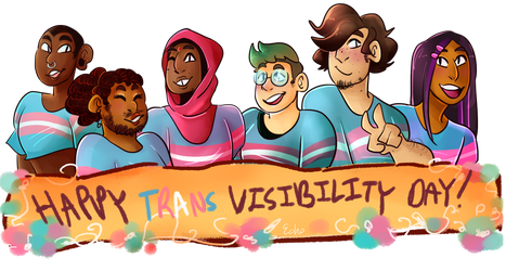 ::Happy Trans Visibility Day!::