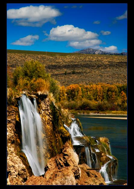 Swan Falls, Id by narmansk8