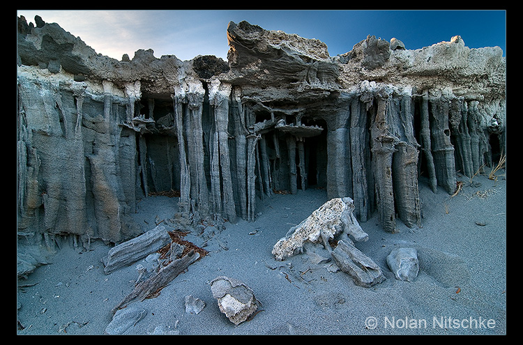 Mono Sand Tufa by narmansk8