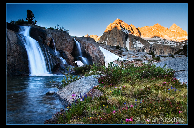 Moonlight Falls by narmansk8