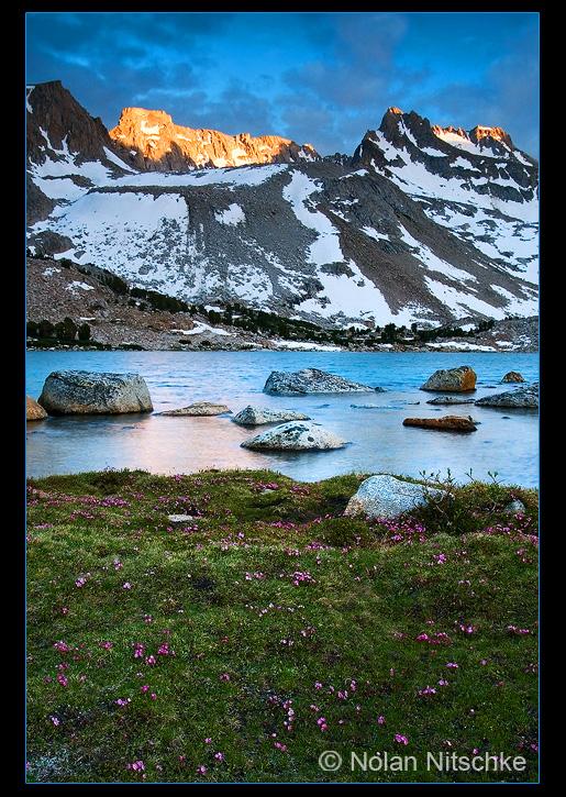 Moonlight Lake by narmansk8
