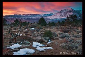 Swall Meadow Sunrise by narmansk8