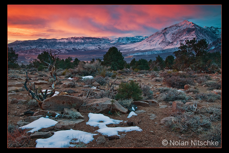 Swall Meadow Sunrise by narmansk8