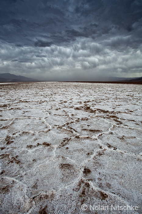 Badwater Storm by narmansk8