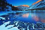 North Lake Snow