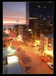 San Diego Sunset by narmansk8