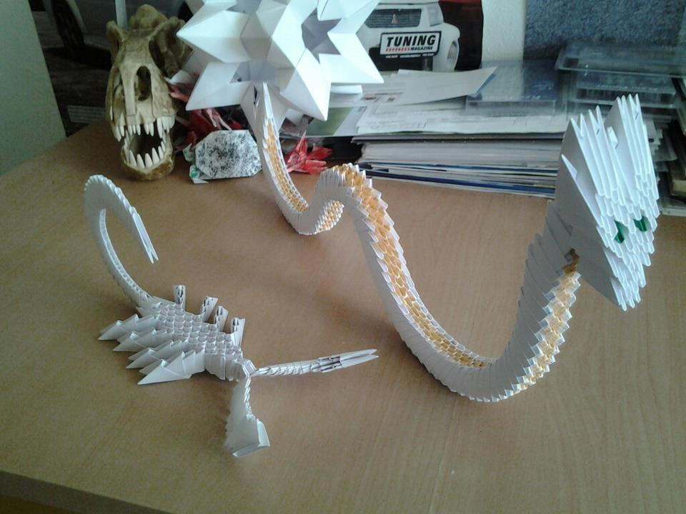 Cheap D Origani Scorpion And Simple Snake By Karlik With Origami 3d