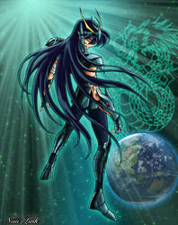 Shiryu Chevalier du Dragon V3 by Niiii-Link