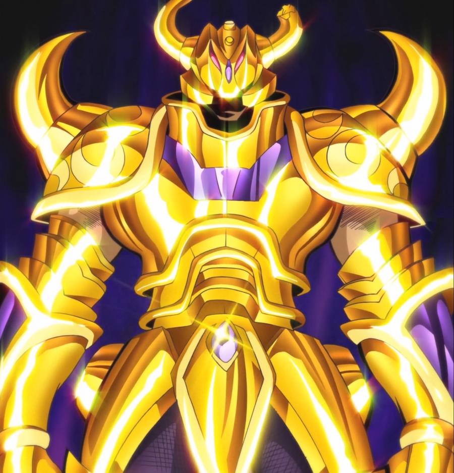 Harbinger Chevalier d'or du Taureau III by Niiii-Link