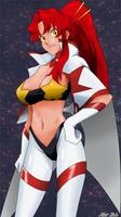 Yoko Littner XVIII