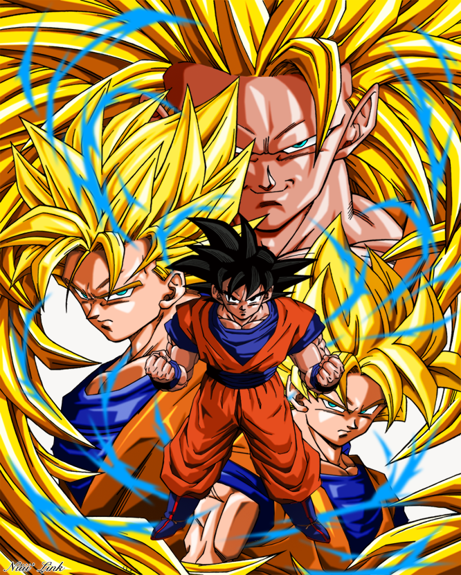 Multi-Songoku by Niiii-Link