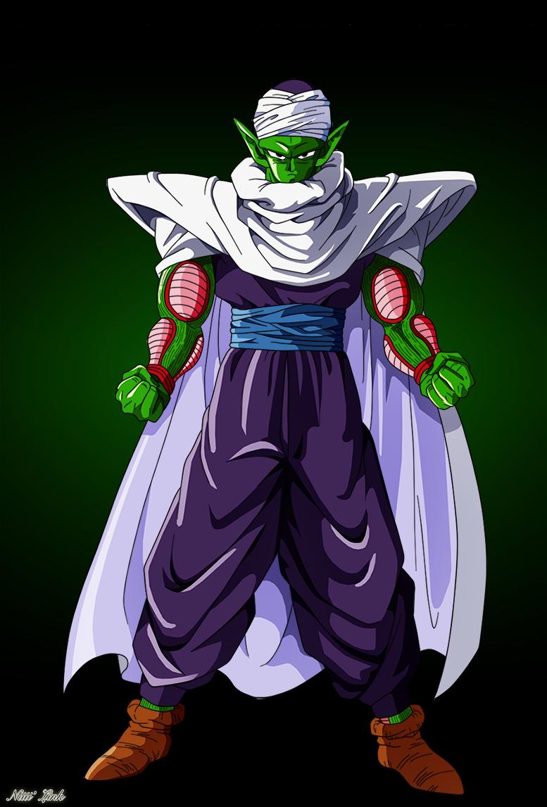 Piccolo by Niiii-Link on DeviantArt