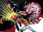 Shiryu VS Black Dragon