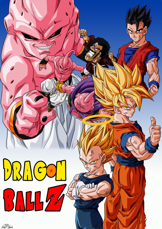 Dragon Ball Z Boo Saga