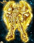 Taurus No Aldebaran God Cloth