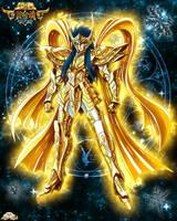 Aquarius No Camus God Cloth by Niiii-Link