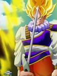 [DBZ] Goku Yardrat SSJ