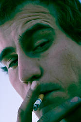 Smoking 2... by KissARebelXT