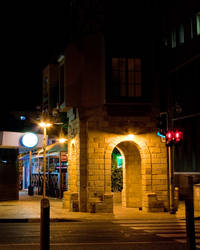 Windhoek at night 8 by KissARebelXT