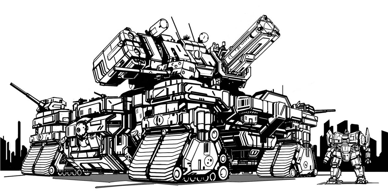 Rattler MK2 by flyingdebris
