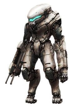 Kris Power Armor, Cthulhutech
