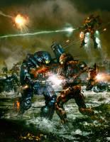 Alpha Strike Companion Cover by flyingdebris