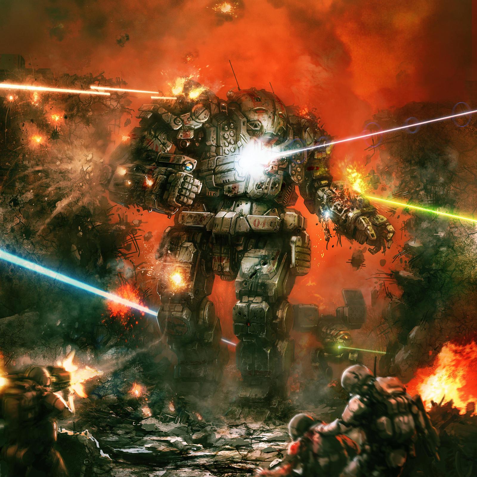 how to find los mech in battletech